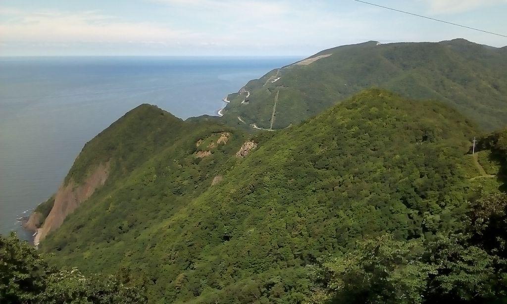 2018年北海道遺産となった「濃昼(ごきびる)山道」