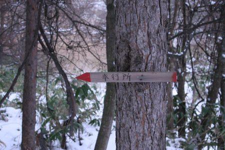 冬の荘内藩陣屋跡に行ってきました♪